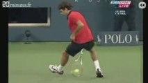 Federer : meilleur point de l'histoire du tennis - Rewind