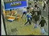 Football Hooligans - Coventry v Wigan - 2003