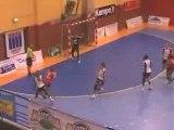 Le HBC Nîmes bat Dijon (Handball féminin D1)