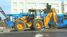 Prometni kolaps u Zagrebu