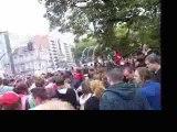 Début de la parade @ City Parade 2009 - Liege