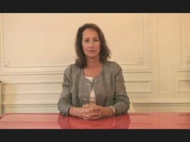 Segolène Royal : Silence