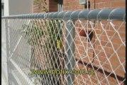Cerramiento de red - proteccion para balcon terraza