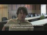 Le Printemps des Bonzaïs - Itw Jochen Ebert Danone 2