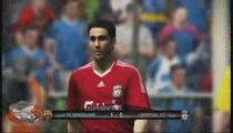 PES 2010 - Barcelona vs Liverpool