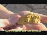 Nevada Gold Nugget Prospecting - Huge Gold Nugget