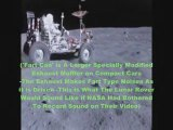 Moon Landing Hoax Apollo : Lunar Rover Had An Engine Muffler