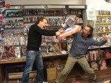 Arkham présente Marvel Team Up : Le Duo Comics