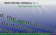 Top 2009 Online Paid Survey Websites Reviewed