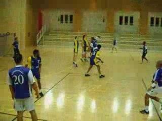 Match senior contre Levallois