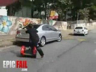 Segway Fail