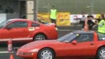 SHELBY GT 500 A MALBOUHANS 13.5 SECONDES DE BONHEUR