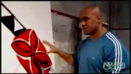 Adidas Shoes - Jonah Lomu Ad