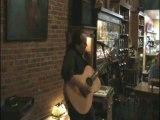 Guitar master Southside Denny Snyder plays Slidin'