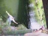 Andalousie saut du pont