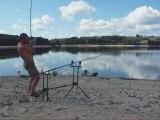 pêche à la carpe départ en live!!!
