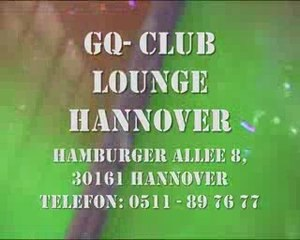 MISS HANNOVER AFTERSHOW PARTY 23.9.09 IM GQ- CLUB HANNOVER