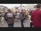 Flash Mob Lille : Changement climatique
