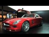 Mercedes SLS AMG - Salon de Francfort iaa 2009