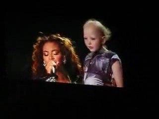 Beyoncé chante avec une leucémique 6