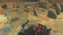 Halo 3 - extermination in chopper - HD