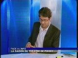 Culture à Poissy - Face à l'Info des Yvelines