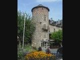 24 Aout Ste Eulalie-Aubrac-Laguiole-Espalion-Ste Come d'Olt
