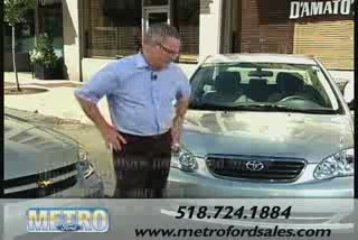 Comparison – Ford Focus, Metro Ford Schenectady NY