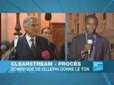 Clearstream: Denis Robert et Florian Bourges dans le box