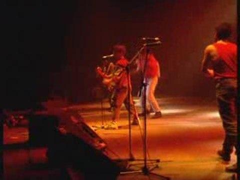 Mano Negra - Fahrenheit Concerts - 100eme Zenith 4 oct 1988
