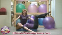 EP 124: Toe Taps with Foam Roller (Pilates on Fifth ...