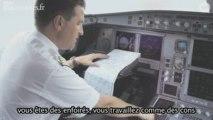Un pilote d'Air France insulte un contrôleur aérien