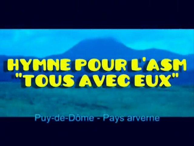"""HYMNE pour l'ASM...""""TOUS avec EUX"""""""