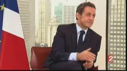 Sarkozy s'assoit sur la justice