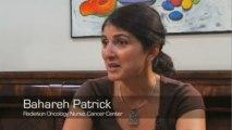 Bahareh Patrick, Radiation Oncology Nurse