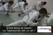 Le Taekwondo, quand le sport est un art !
