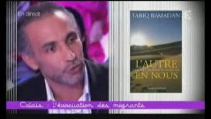 Tariq RAMADAN, le débat sur la burqa 2/2