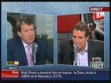 """Xavier Darcos comprend l'""""irritation de Nicolas Sarkozy"""""""