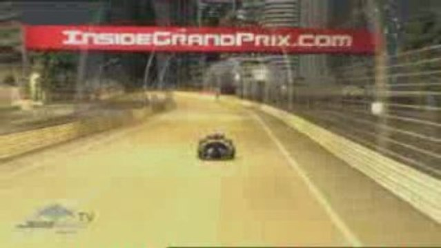 Singapore GP 2009 Circuit Preview