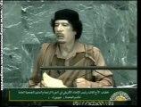 Mouammar Kadhafi à l'Assemblée générale de l'ONU (5)