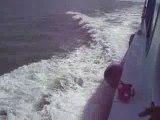 la grande motte en bateau