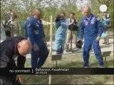Derniers entraînements à Baikonour