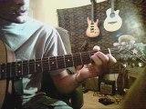 leçon knocking on heavens door guitare
