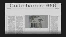 666 sur tout les codes barres http://conspiration.blogs.fr