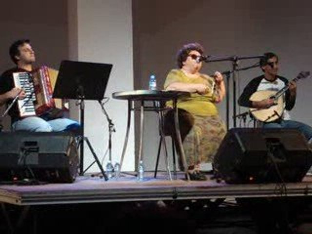 Canta, amigo canta - Dona Rosa - EEJL 12 Lagos 2009