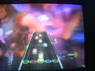 Guitar Hero 5 : Sweating Bullets by Megadeth – Expert Guitar