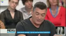 Bigard s'explique chez Paul Amar sur Fr5