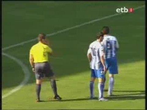 Jª 6Alavés 1  Zamora 0 ,  2009/2010  Gol Geni