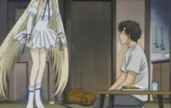 Chobits - Hideki y Chii 2