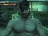 TGS 09 > Metal Gear Solid : Peace Walker, nos impressions